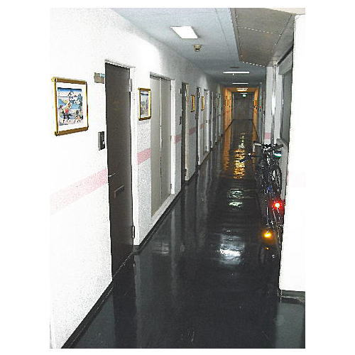 Rental apartment suzukakedai 1R(corridor)