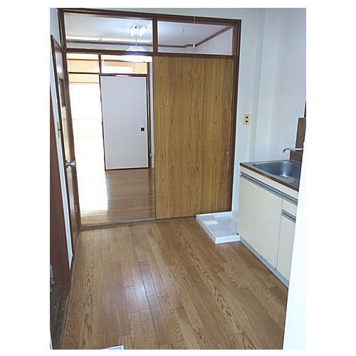 Rental apartment suzukakedai 2K(room)